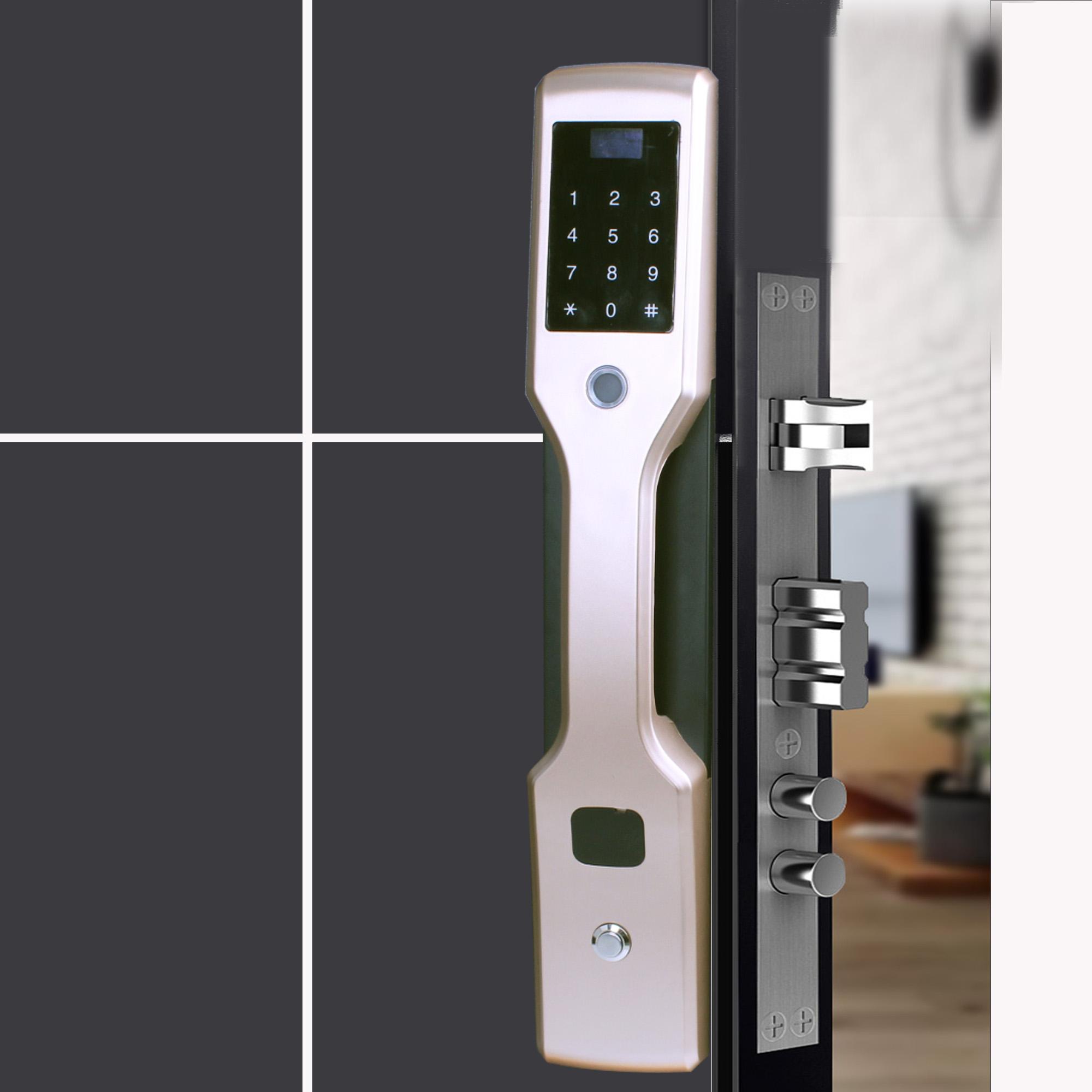 9100-3 digital lock