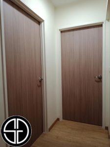 Bukit Batok - Bedroom Door 2