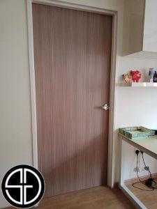 Bukit Batok - Bedroom Door