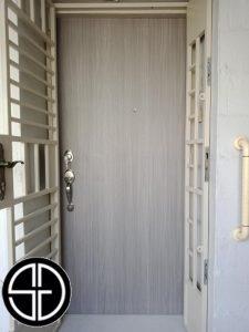 Clementi Main Door 2 and Gate