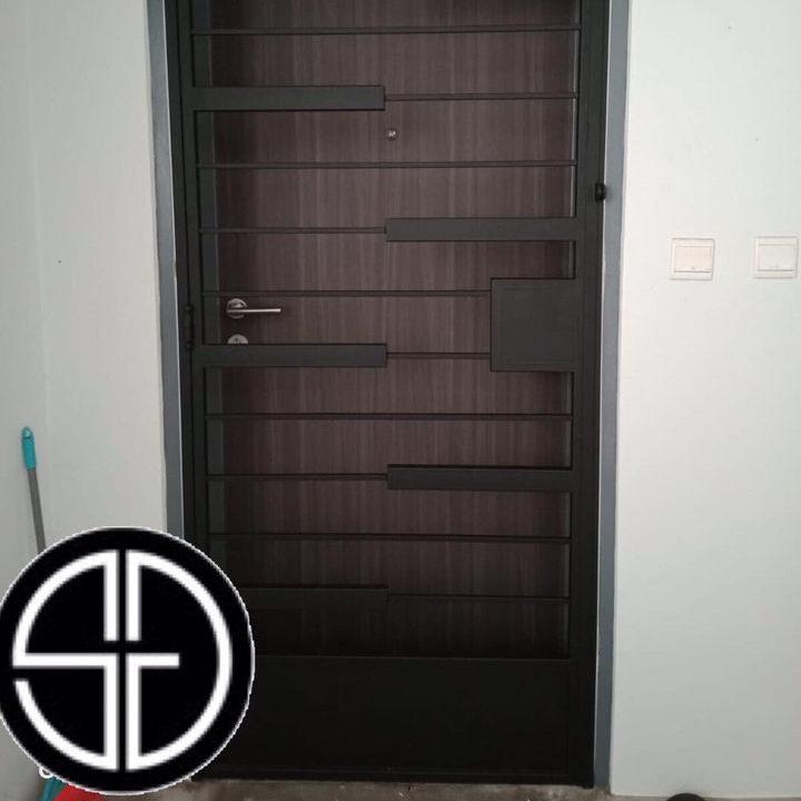 SGDoor Main Door 2