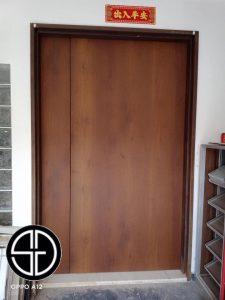 Main Door Chinese