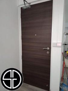 Main Door HDB Yishun 3